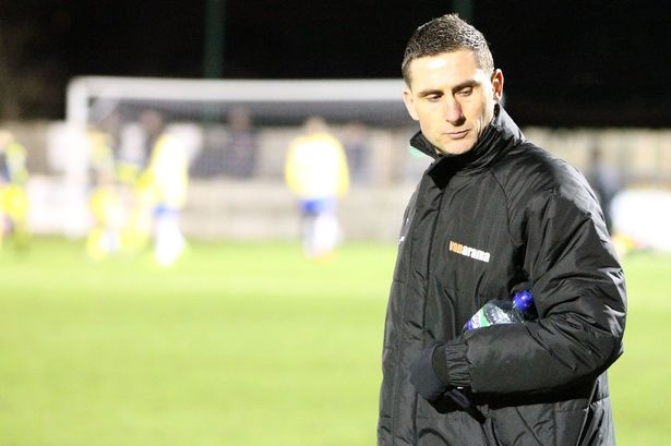 No looking back for Nicky Forster, Staines Town's manager